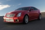 2013 Cadillac CTS-V Coupe Exterior