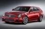 2013 Cadillac CTS-V Wagon Exterior