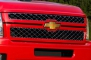 2012 Chevrolet Silverado 2500HD LTZ Crew Cab Pickup Front Badge