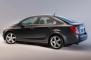2013 Chevrolet Sonic LTZ Sedan Exterior
