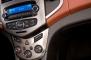 2013 Chevrolet Sonic LTZ Sedan Center Console