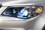 2014 Chevrolet SS Sedan Headlamp Detail