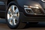 2013 Chevrolet Traverse LTZ 4dr SUV Wheel