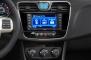 2013 Chrysler 200 Limited Sedan Center Console