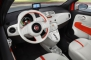 2013 FIAT 500e e 2dr Hatchback Interior