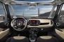 2014 FIAT 500L Trekking Wagon Dashboard