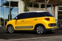 2014 FIAT 500L Trekking Wagon Exterior