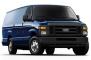 2013 Ford E-Series Van E-150 Cargo Van Exterior