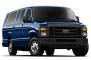 2013 Ford E-Series Wagon E-150 XLT Passenger Van Exterior