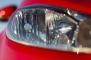 2014 Ford Fiesta Headlamp Detail