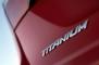 2014 Ford Fiesta Titanium Sedan Rear Badge