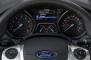 2013 Ford Focus Titanium 4dr Hatchback Gauge Cluster