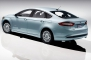 2014 Ford Fusion Energi SE Luxury Sedan Exterior