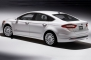 2014 Ford Fusion Energi SE Luxury Sedan Exterior