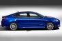 2014 Ford Fusion Hybrid SE Sedan Exterior