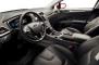 2014 Ford Fusion SE Sedan Interior