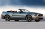 2013 Ford Mustang GT Premium Convertible Exterior