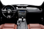 2013 Ford Mustang GT Premium Convertible Dashboard
