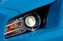 2014 Ford Shelby GT500 Headlamp Detail