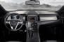 2014 Ford Taurus SHO Sedan Dashboard