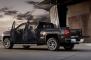 2014 GMC Sierra 1500 SLT Crew Cab Pickup Exterior