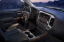 2014 GMC Sierra 1500 SLT Crew Cab Pickup Interior