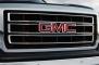 2014 GMC Sierra 1500 SLT Crew Cab Pickup Front Badge