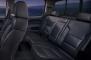 2014 GMC Sierra 1500 SLT Crew Cab Pickup Rear Interior