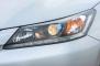 2014 Honda Accord Hybrid EX-L Sedan Headlamp Detail