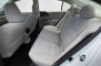 2014 Honda Accord Plug-In Hybrid Sedan Rear Interior
