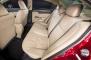 2014 Honda Civic EX-L Sedan Rear Interior