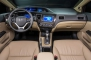 2014 Honda Civic EX-L Sedan Dashboard