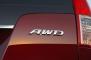 2012 Honda CR-V 4dr SUV Rear AWD Badge
