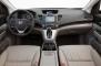 2012 Honda CR-V 4dr SUV Dashboard