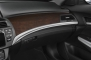 2013 Honda Crosstour EX-L 4dr Hatchback Dash Trim Detail