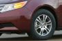 2013 Honda Odyssey EX-L Passenger Minivan Wheel