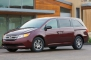2013 Honda Odyssey EX-L Passenger Minivan Exterior