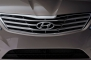 2012 Hyundai Azera Sedan Front Badge