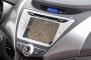 2013 Hyundai Elantra Coupe Center Console
