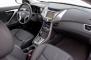 2013 Hyundai Elantra Coupe Interior
