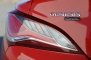2013 Hyundai Genesis Coupe 3.8 Track Coupe Rear Badge