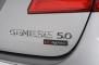 2013 Hyundai Genesis 5.0 R-Spec Sedan Rear Badge