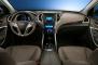 2014 Hyundai Santa Fe Limited 4dr SUV Dashboard