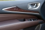2014 Infiniti QX60 Hybrid 4dr SUV Interior Detail