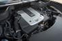 2014 Infiniti QX70 4dr SUV 3.7L V6 Engine