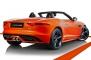 2014 Jaguar F-Type S Convertible Exterior