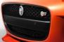 2014 Jaguar F-Type S Convertible Front Badge
