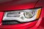 2014 Jeep Grand Cherokee Headlamp Detail