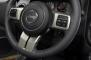 2014 Jeep Patriot Latitude 4dr SUV Steering Wheel Detail