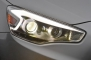 2014 Kia Cadenza Premium Sedan Headlamp Detail